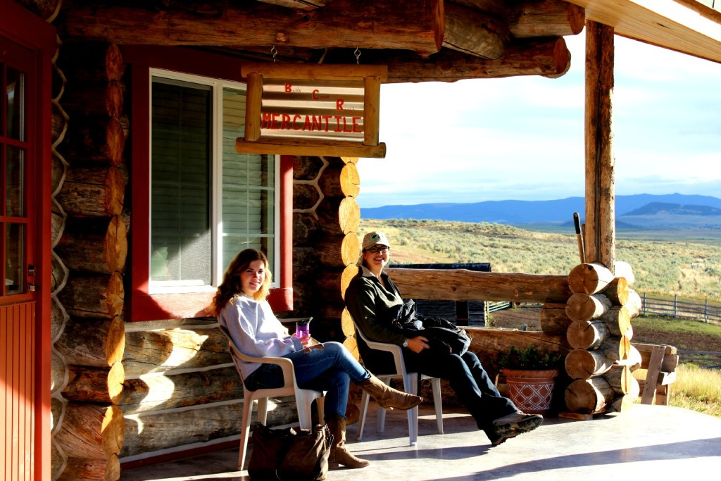 Remote Ranch Vacations - Battle Creek Ranch